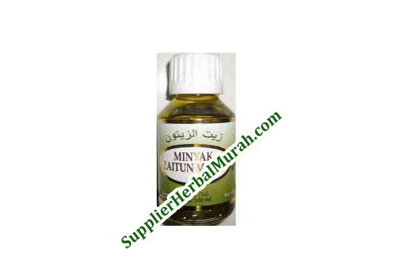 Minyak Zaitun Murni ZAITUNY 100 ml Salamah Food