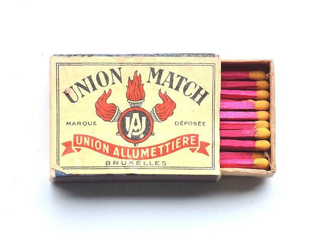 vintage union match