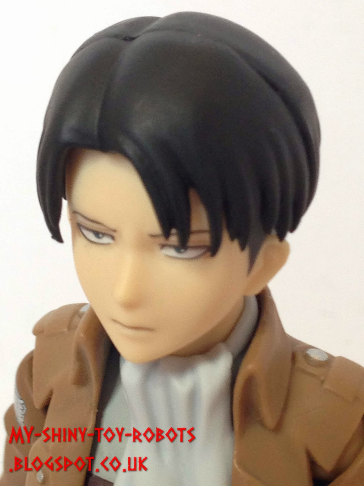 Figma Levi from Attack on Titan