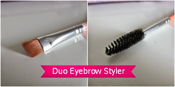 essence bloom me up tools - duo eyebrow styler