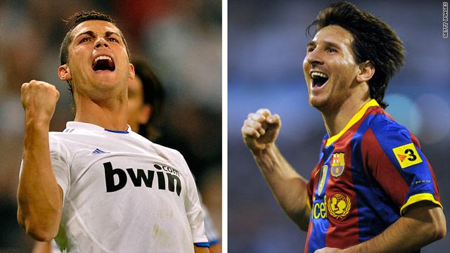 Rekor Ronaldo yang Kemungkingan Besar Tak Dapat Dilewati Messi
