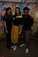Anushka Sharma with Suraj Sharma and Mehrene Kaur Pirzada at Interview For movie Phillauri 8.JPG