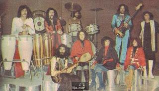 Barış Manço ve Kurtalan Ekspres 1976