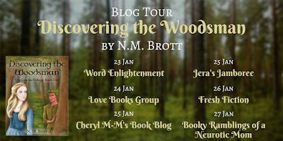 Blog Tour: Discovering the Woodsman by N.M. Brott