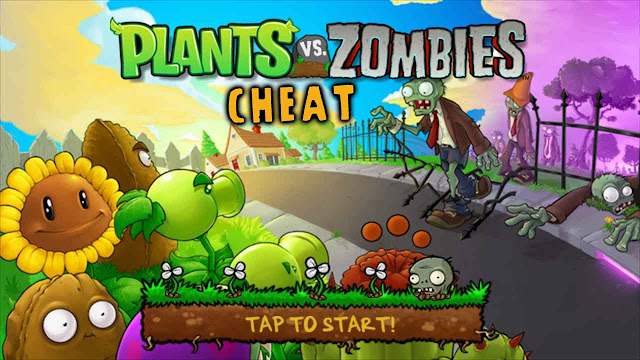 Cheat Plants vs Zombie Android