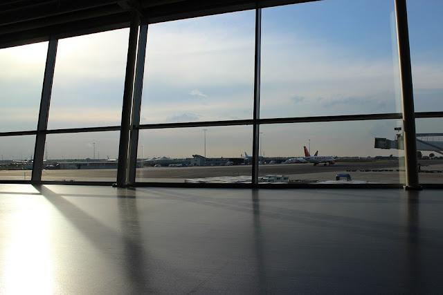 emozioni che si provano in aeroporto