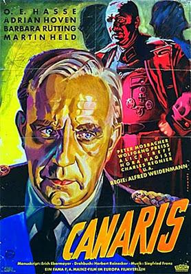 Almirante Canaris (1954) Descargar y ver Online Gratis