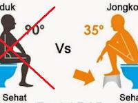 6 Alasan Mengapa BAB Jongkok Lebih Sehat Dari Pada BAB Duduk