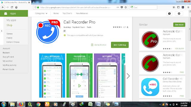 10 Aplikasi Perekam Suara Terbaik di Android 2018