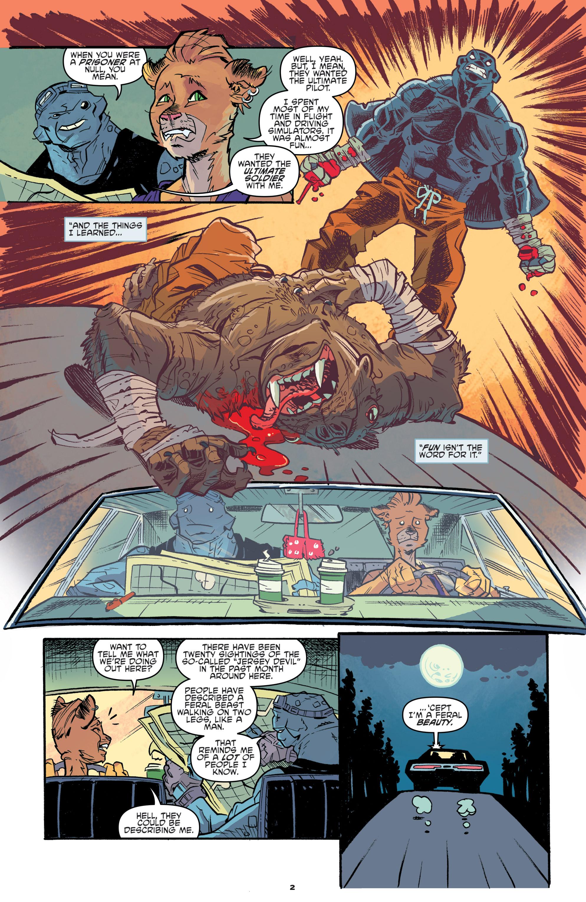 Read online Teenage Mutant Ninja Turtles Universe comic -  Issue #11 - 4