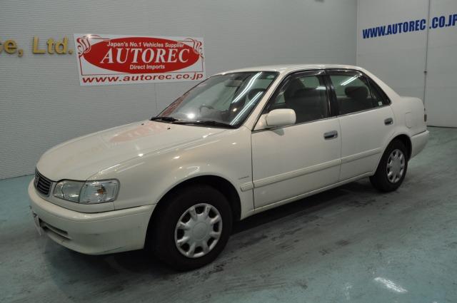 2000 Toyota Corolla Xe Saloon Ltd Japanese Vehicles To