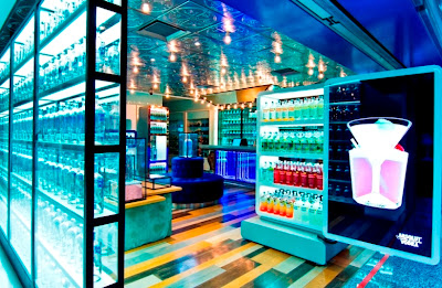 absolut, World First ABSOLUT Brand Store, KLIA, absolut hibiskus, absolut collection