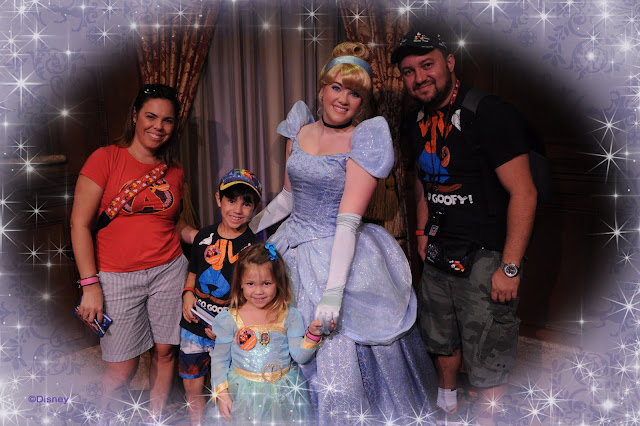 Onde encontrar as Princesas na Disney - Cinderella