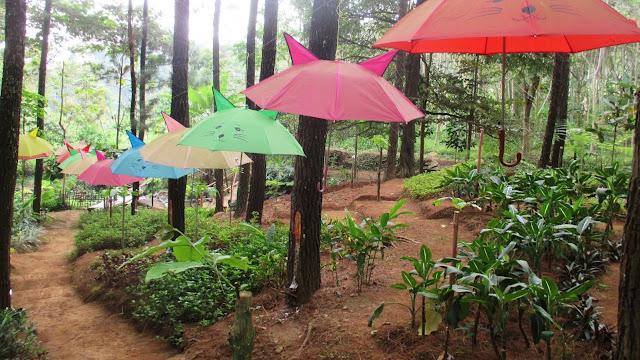 Tempat wisata terbaru di Jombang GSG Wonosalam