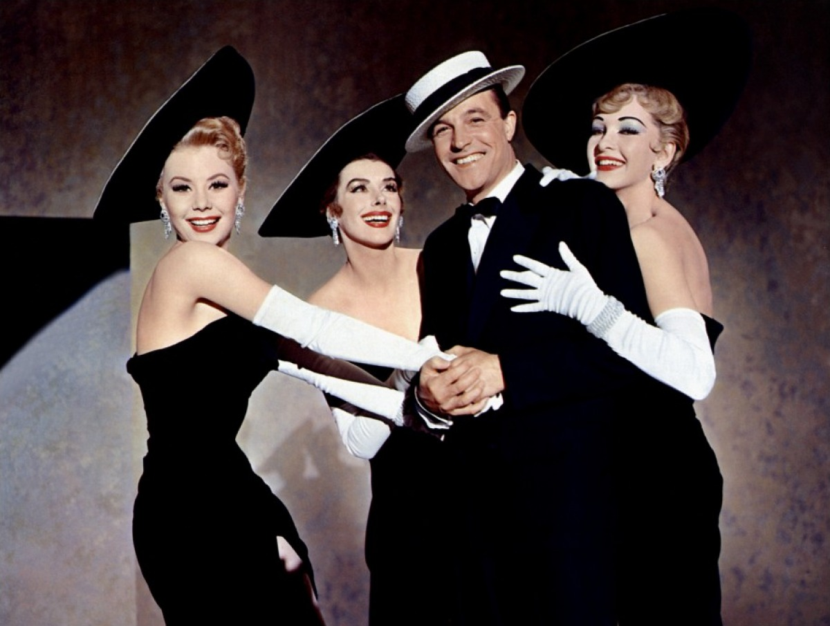 Gene Kelly and His Great Visual Stylings