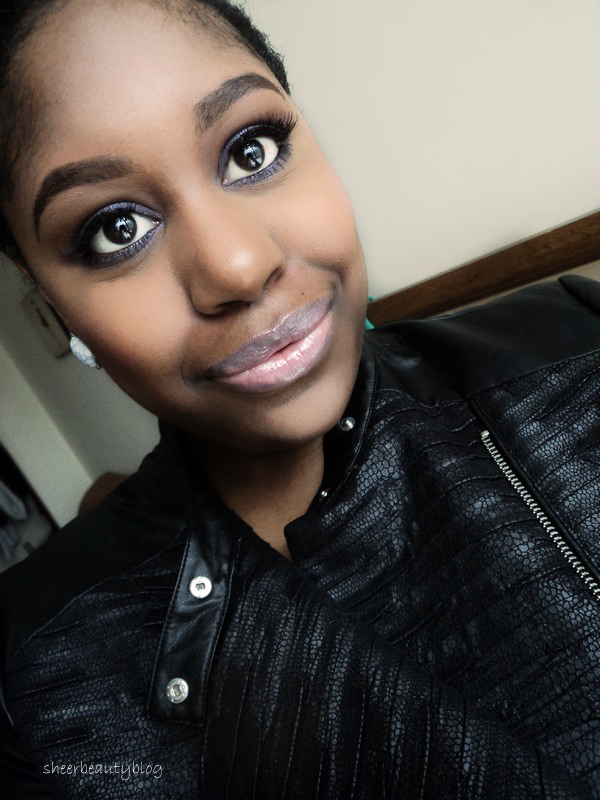 kelly rowland inspired makeup