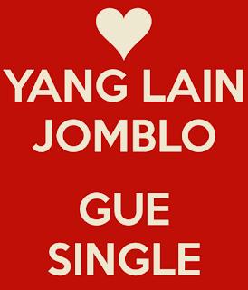 dp bbm jomblo single