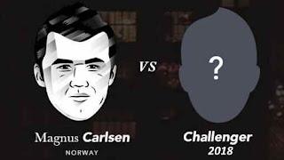 Qui sera le challenger 2018 du champion du monde d'échecs Magnus Carlsen ?