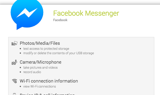 Mobile Solutions for Everyone: Why I deleted Facebook and Facebook Messenger from my Smartphone