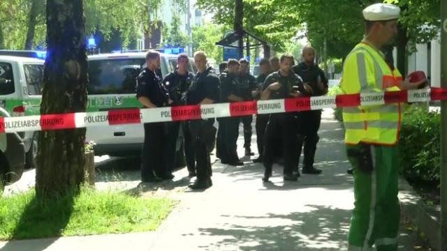 Tembakan di Munchen : 4 Terluka di Stasiun Kereta Api Suburban