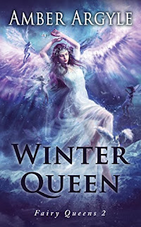 Winter Queen by Amber Argyle | Cover Love