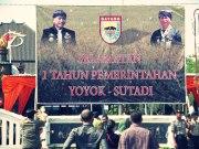 Pemerintahan Yoyok Sutadi