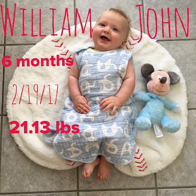 Disney Baby: Will is Six Months Old