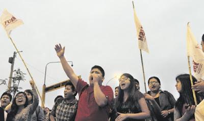 Universidad Nacional Mayor de San Marcos elige miembros de Asamblea Estatutaria
