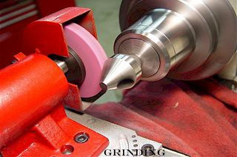 Various Types of Operations Performed on Lathe Machine - Q Hunt
