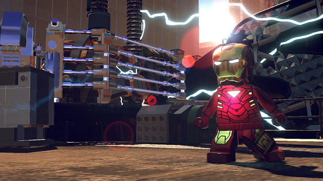 LEGO Marvel Super Heroes PC Download Photo