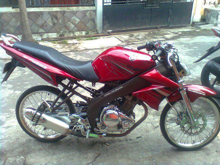 Modifikasi Motor Keren 2014