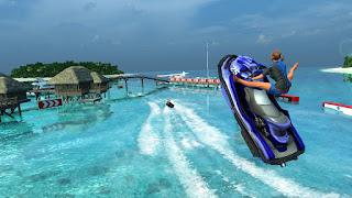Aqua Moto Racing game download for pc