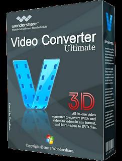 Wondershare Video Converter Ultimate 8.5.0 + Serial Key Free Download