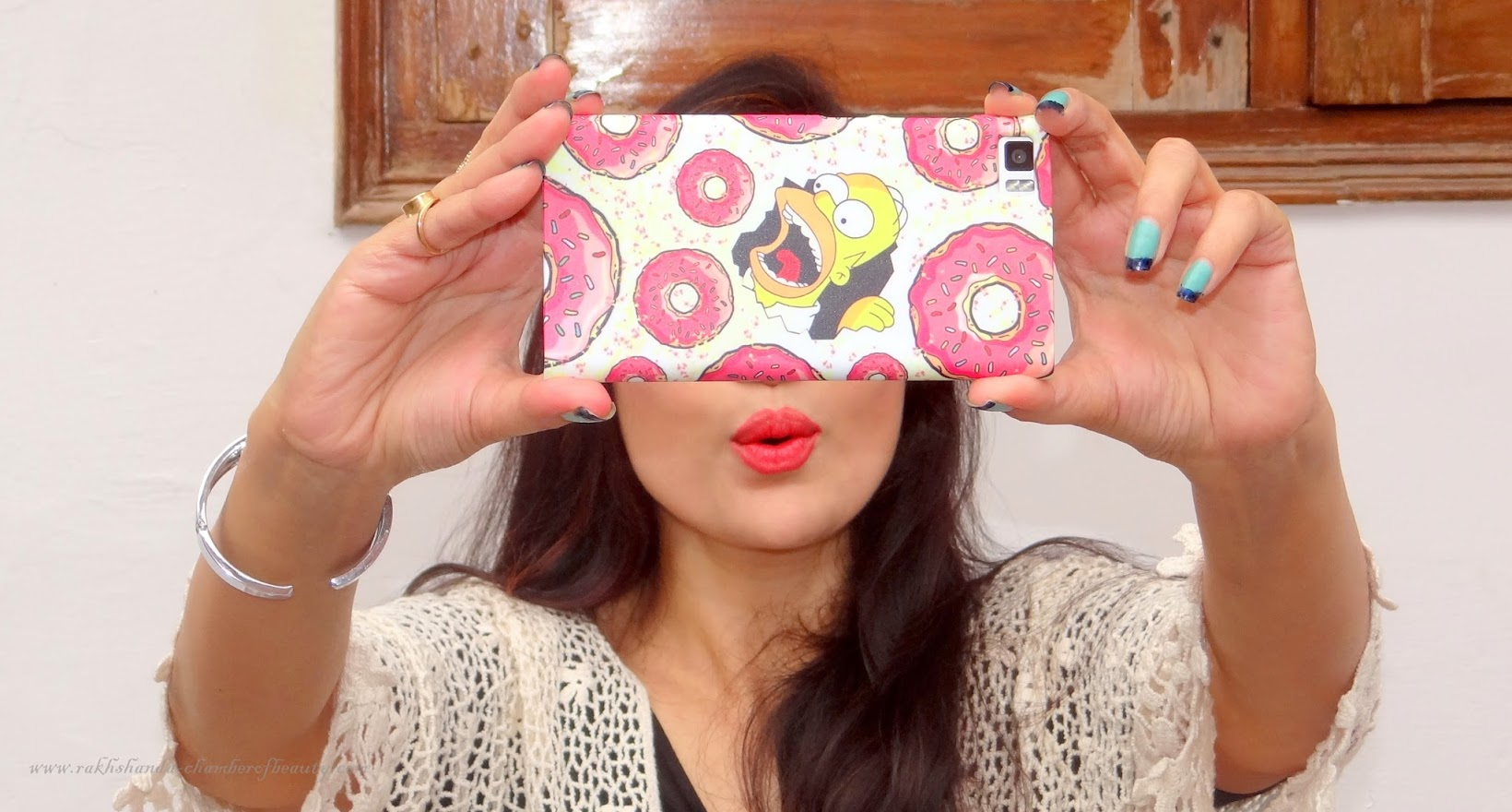 New in: Pretty Phone covers from Crayyostore, Phone cases for Mi3, Cool phone cases, online shopping, review, Indian fashion blogger, Chamber of Beauty