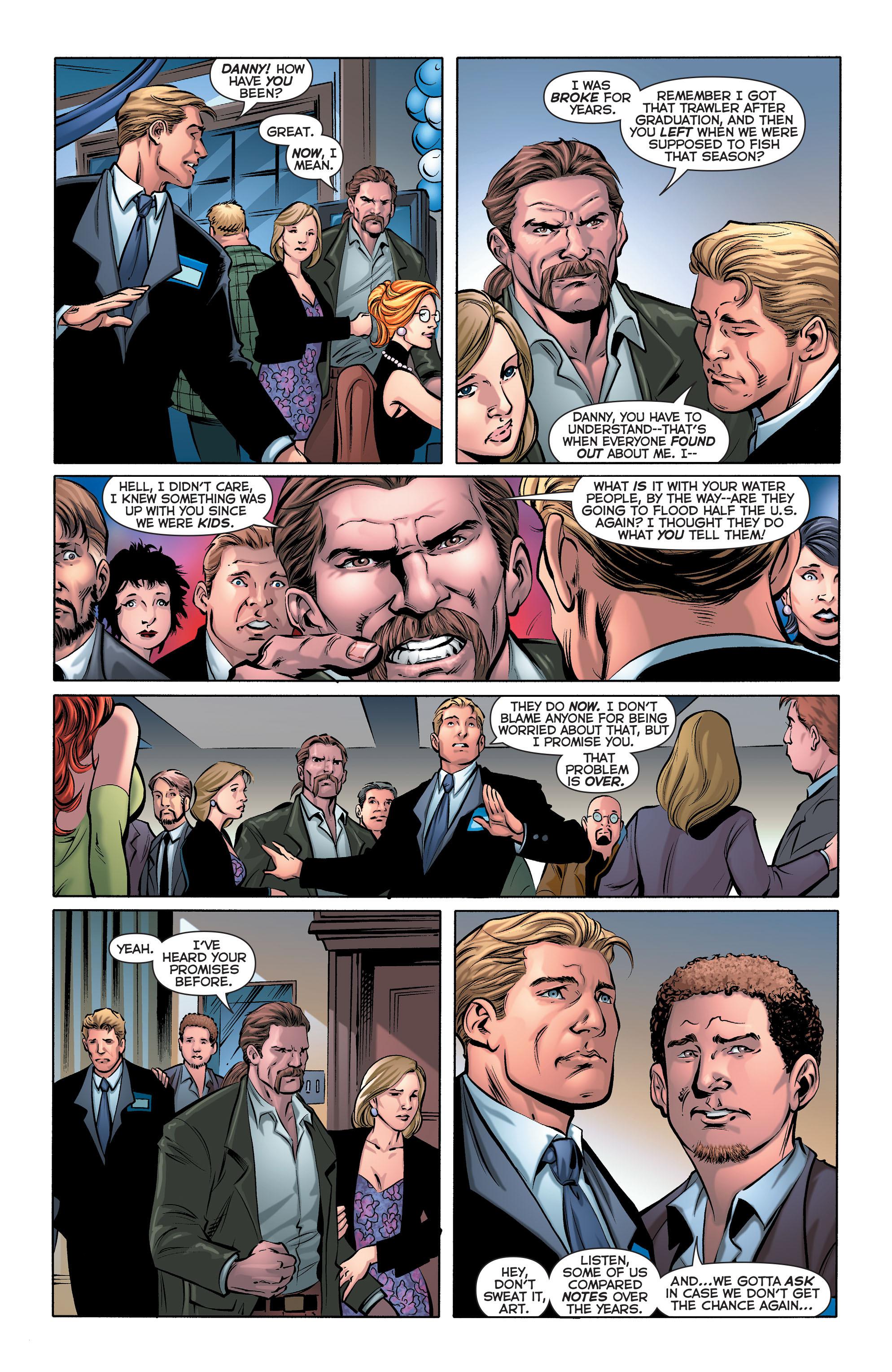 Read online Aquaman (2011) comic -  Issue #28 - 17