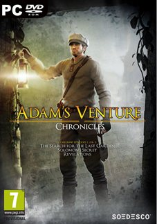 Adam's Venture Chronicles - PC (Download Completo em Torrent)