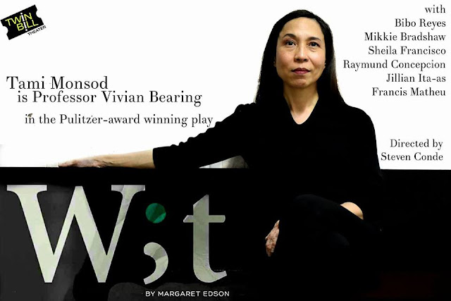 vivian bearing and jason posner wit movie essay Wit summary and study guide  the play follows the story of dr vivian bearing, a fifty-year-old professor of seventeenth-century poetry who has recently been.