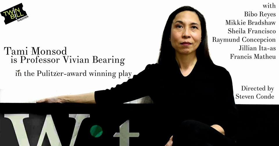 essay margaret edson s play wit vivian bearing dealing her (full name margaret ann edson) american dramatist the following entry presents criticism of edson's play wit (1995) through 2003 wit opens with vivian bearing addressing the audience in a .