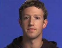 Mark Zuckerberg, Founder of facebook