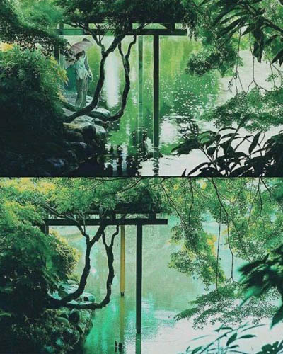 47 gambar Anime vs Dunia nyata yang dapat dijadikan pilihan untuk wallpaper