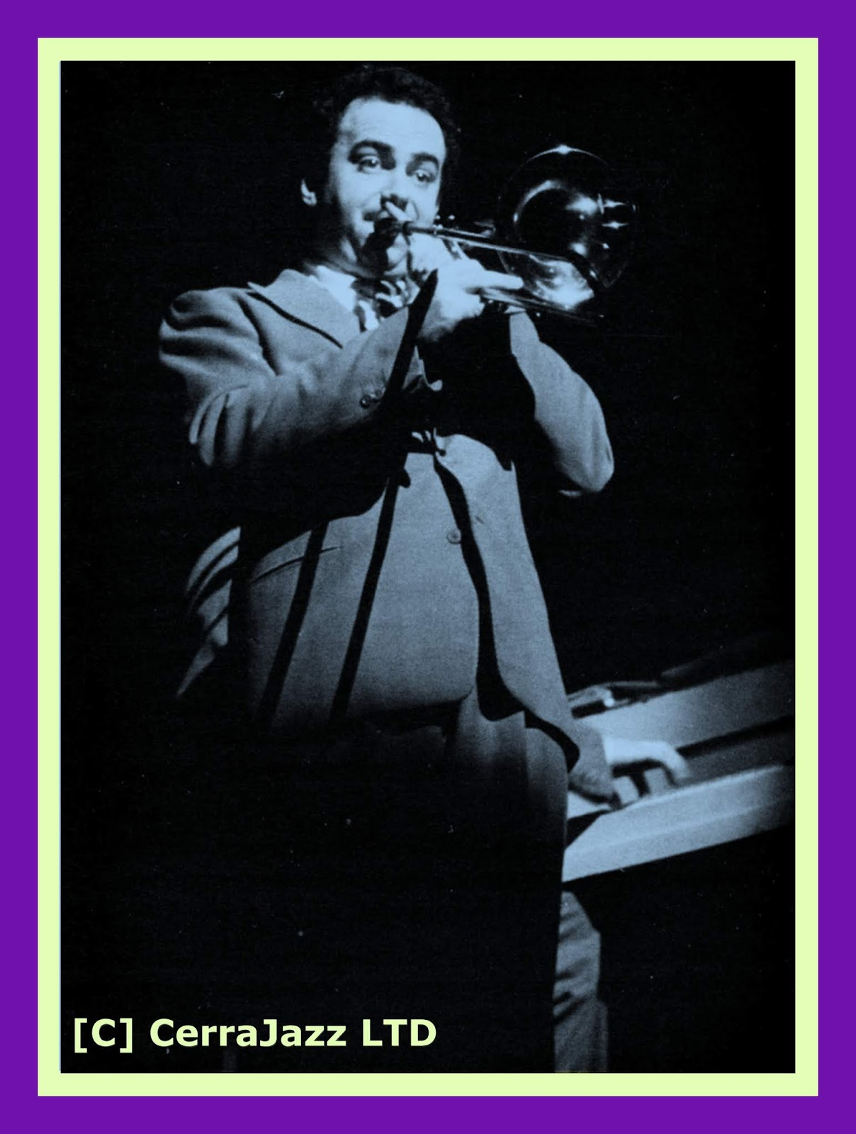 Jazz Profiles: Milt Bernhart - Have Trombone Will Travel