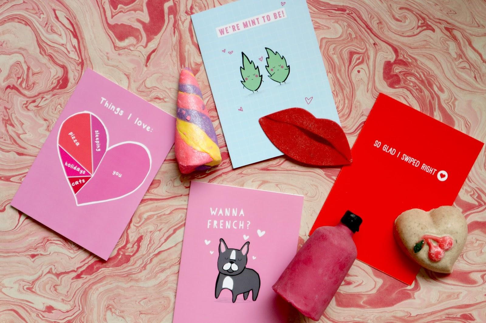 lush valentines day