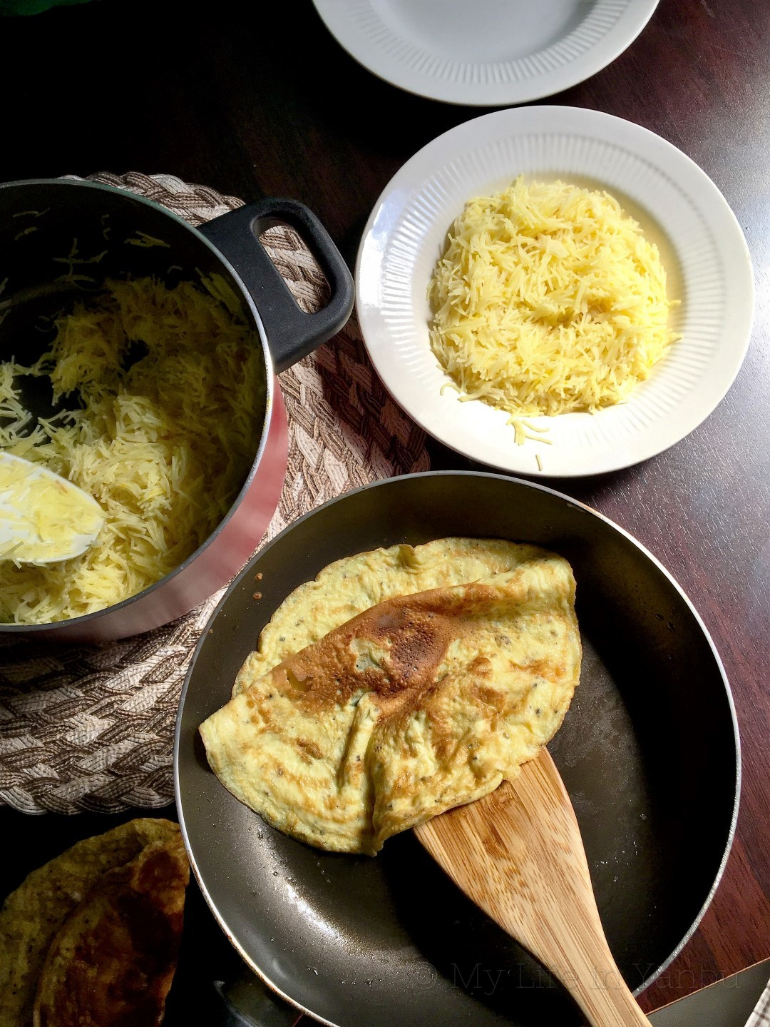 Umma's Balaleet | Middle Eastern Breakfast Dish