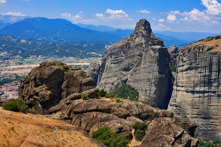 Meteora. Greece. Метеора. Греция.