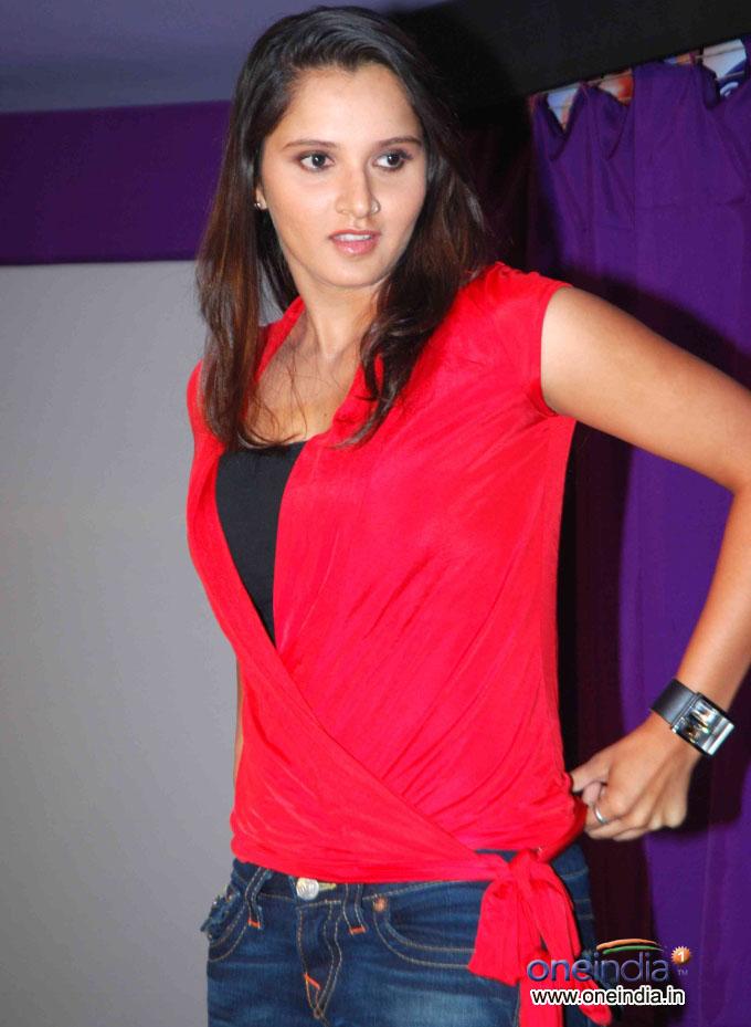 Beautifull Wallpapers Sania Mirza Tennis Star