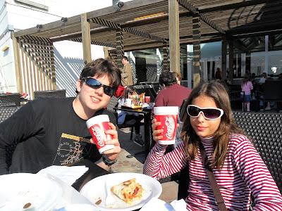 Buenos Aires; viajando pela America Latina; Paseo Alcorta