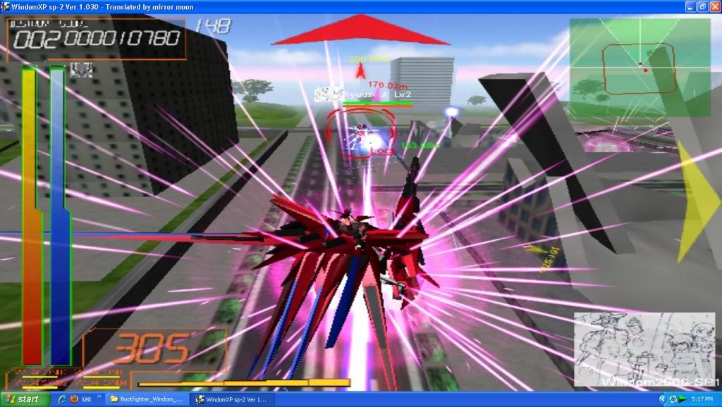 Gundam Seed Destiny PC