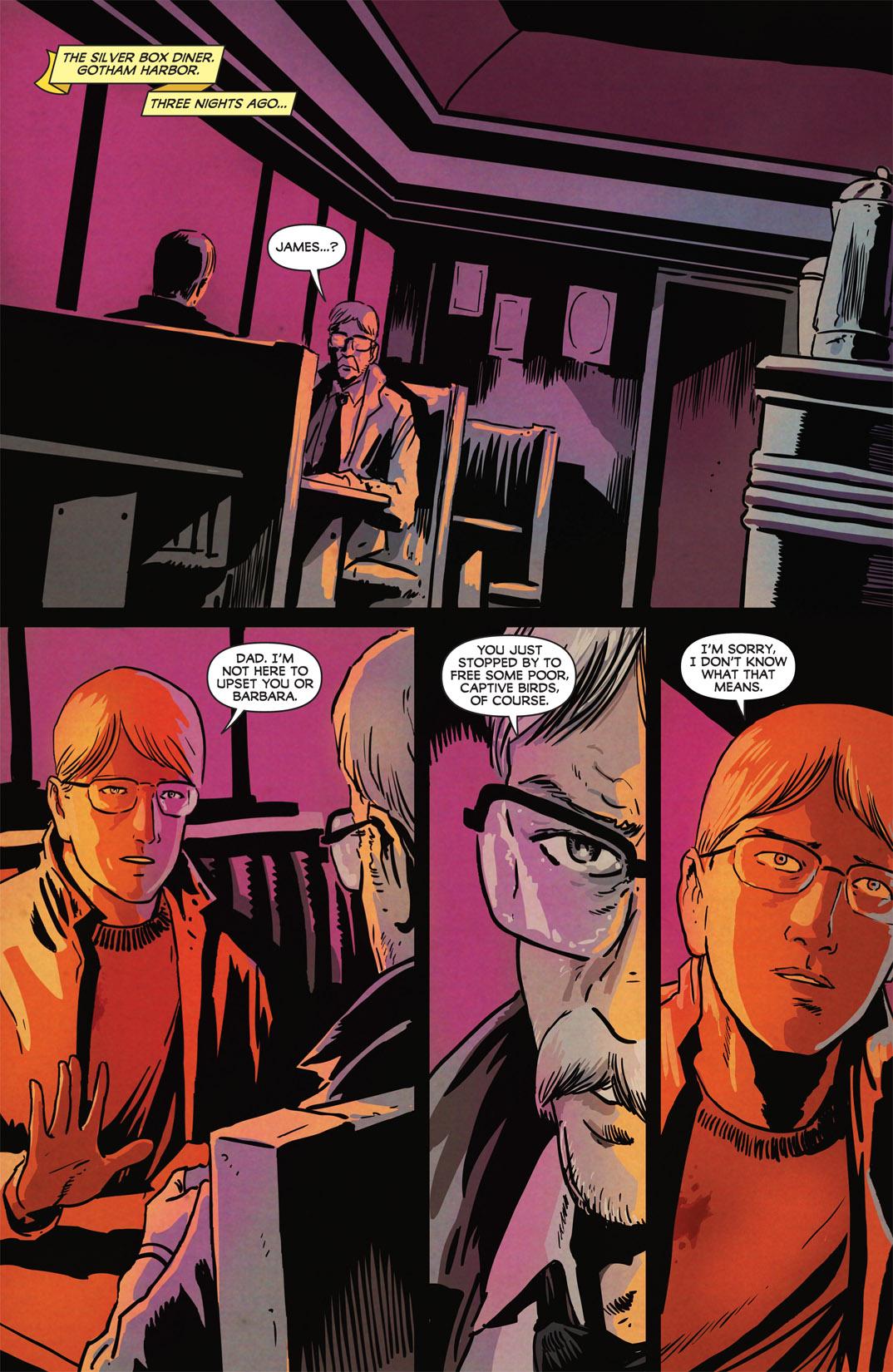 Detective Comics (1937) 874 Page 1
