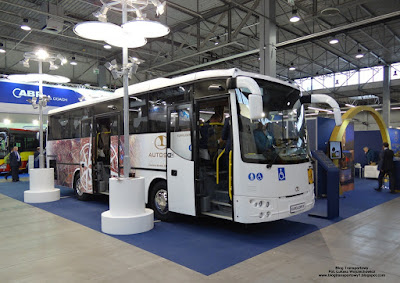 Autosan Eurolider 9, TransExpo 2016