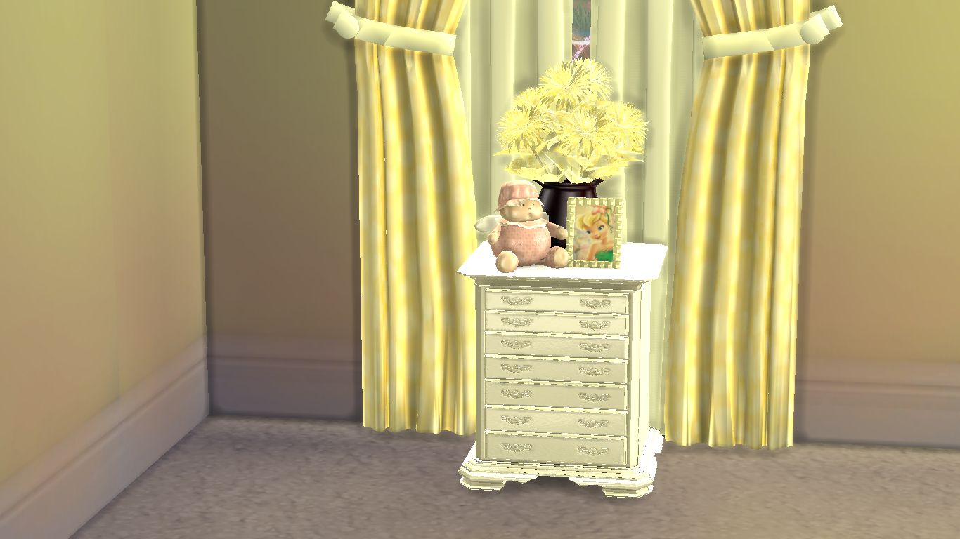 Sims 4 Cc Download Sweet Dreams Nursery Furniture Set